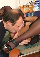 Subrina&Hubert awesome daddy sex
