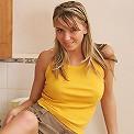 Czech cutie shows off her stunning body