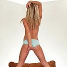 Madden In Blue Panties