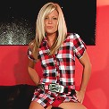 Madden Red Plaid