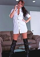 Bella White Jacket