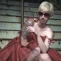 Lynn Red Dress