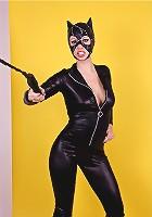 Lynn Latex Cat Woman