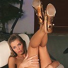 Dominika can't wait for you to give her a hard cock!