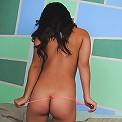 Some very fine latina teen tits