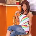 Karen in full color and high heels