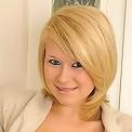 Good-looking blonde