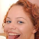 Hot hairy teenage redhead screwed
