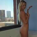 Kelly pulls off her little black dress