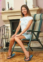 Aly - Delightful cutie strips and spreads