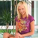 Hanna - Blonde teen dildos her sweet pussy