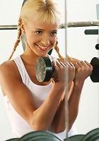 Hanna - Flexible Teen - Flexible teen doing a hot workout