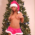Christmas time with Caitlynn is hot as summer!