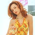 Stunning redhead teen