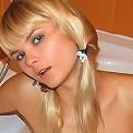 Watch sexy russian nude teen Kira taking bath